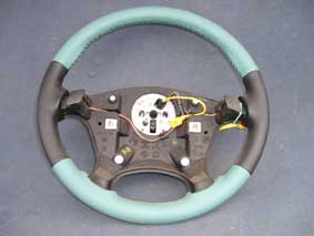 Irmscher Leather Wheel